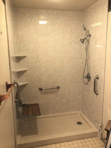 Free Walk In Shower for Disabled Veterans